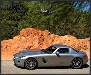 Fifth Gear + MB SLS AMG