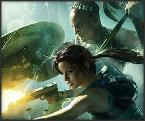 Trailer 2: Lara Croft + TGoL