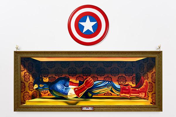 Robert Burden's Toy Box