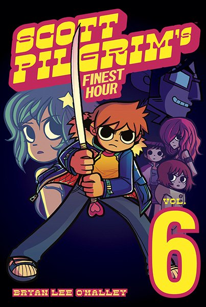 Scott Pilgrim Volume 6