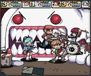 Trailer 2: Scott Pilgrim: The Game