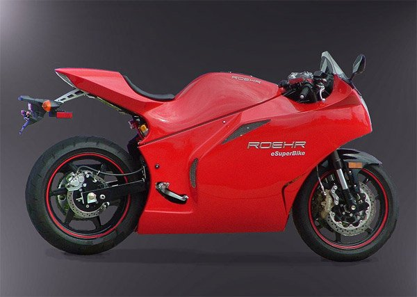Roehr Electric Performance Bikes