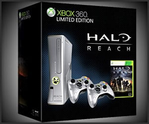 Xbox 360: Halo Reach Edition