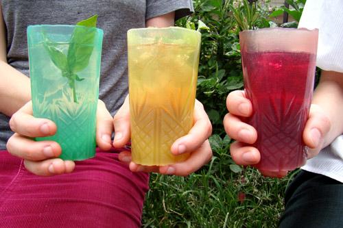 Jelloware Drinking Glasses