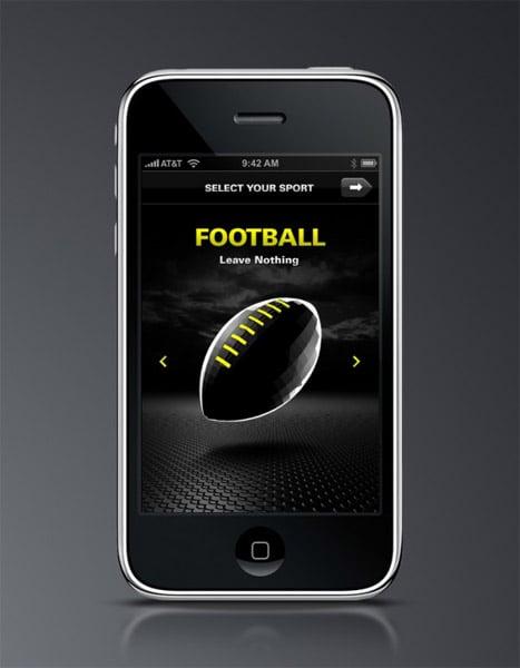 Nike BOOM App