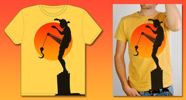 Crane Style T-Shirt Design