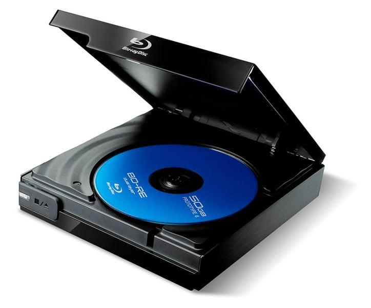 Plextor USB Blu-ray Player