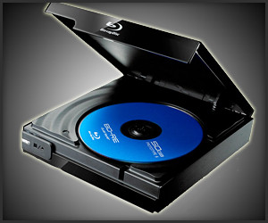 Plextor USB Blu-ray Player