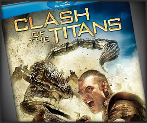 Blu-ray/DVD: Clash of the Titans