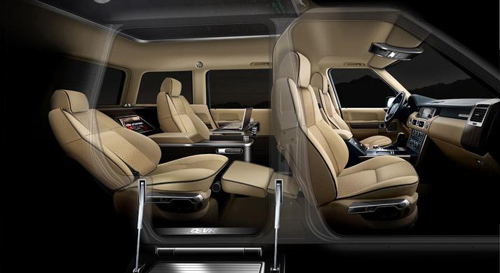 Q-VR Range Rover