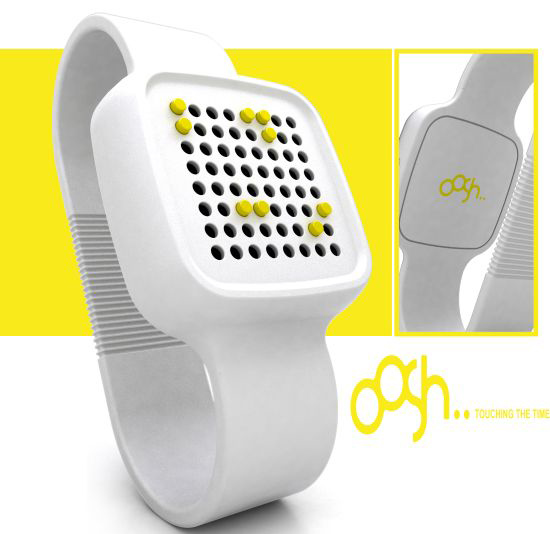 OOSH Braille Watch