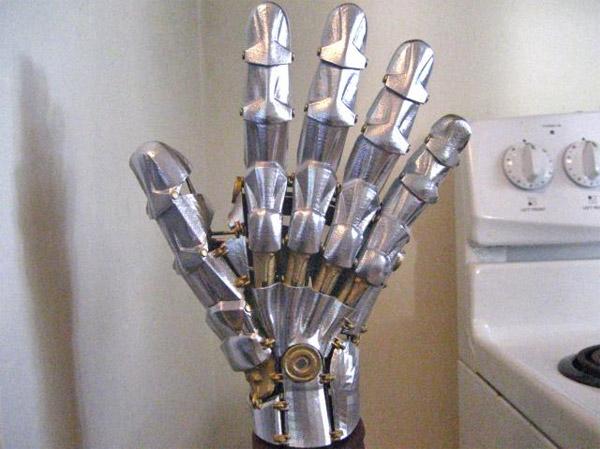 Fire Gauntlet Glove