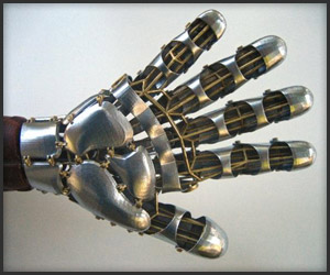 Fire Gauntlet Glove