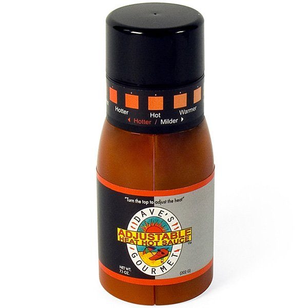Adjustable Heat Hot Sauce