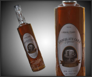 Chocolate Cake Liqueur