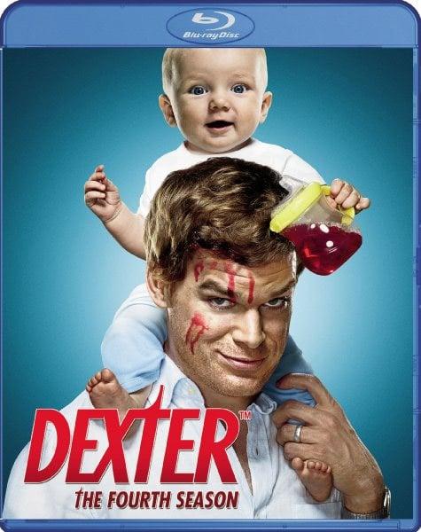 Blu-ray/DVD: Dexter Season Four
