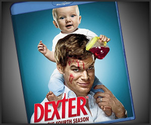 Blu-ray/DVD: Dexter Season Four