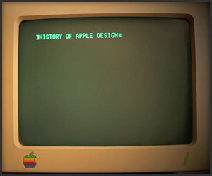 History of Apple Design