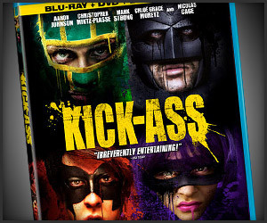 Blu-Ray/DVD: Kick-Ass
