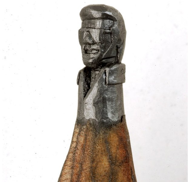 Pencil Tip Sculpture