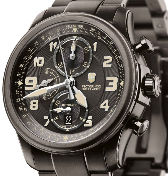 Infantry Vintage Chrono Watch