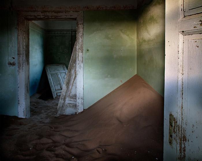 Desert Indoors