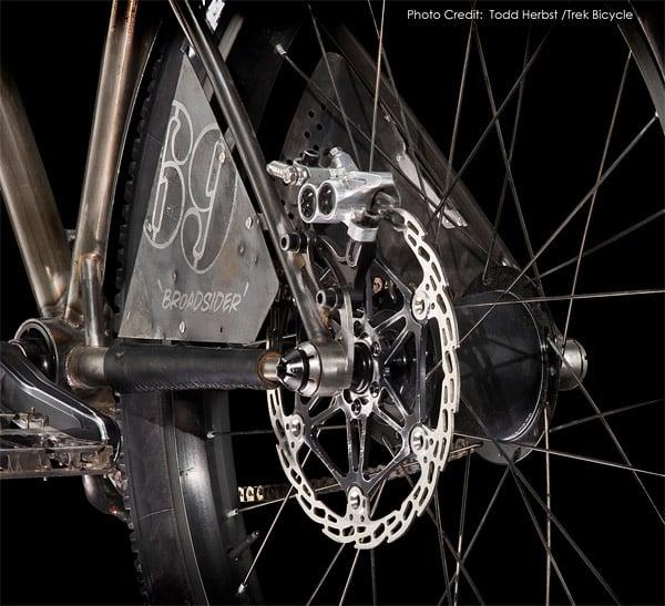 Trek Broadsider Bike