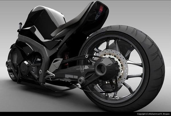 Ostoure Superbike Concept