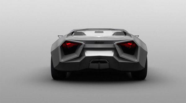 Lamborghini Presa