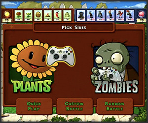 XBLA: Plants vs. Zombies