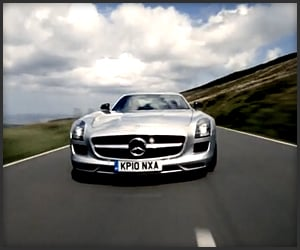 MB SLS AMG x Isle Of Man TT