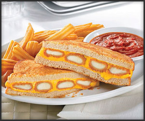 Denny's Fried Cheese Melt