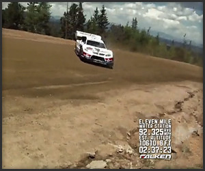 Monster Tajima At Pikes Peak