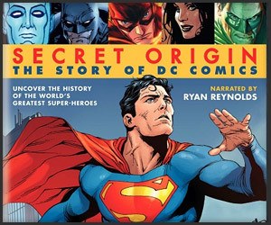 DC Comics: Secret Origin