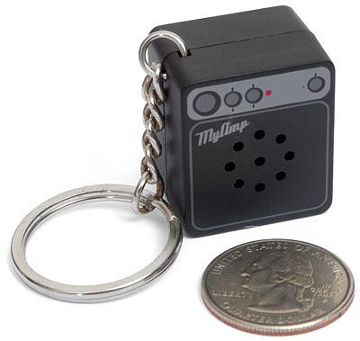 Tiny Keychain Amp