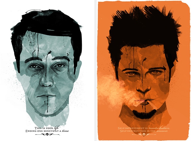 52 Bad Dudes Posters