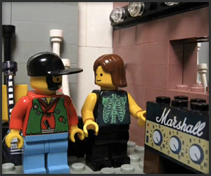 LEGO Spinal Tap