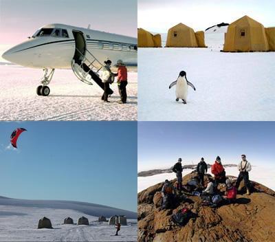 Kensington Tours: Antarctica
