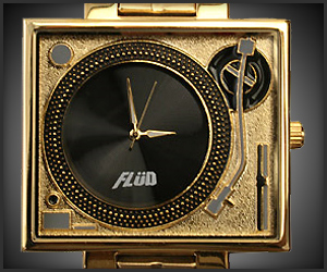 Flud The Tableturns Watch