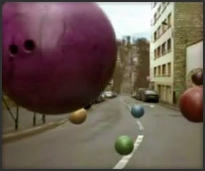 Bowling Ball Avalanche