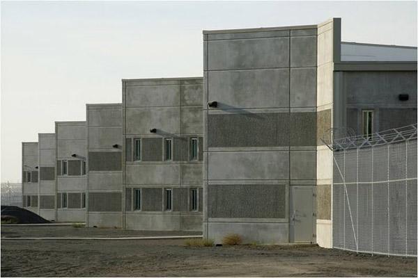 Washington's Green Prison