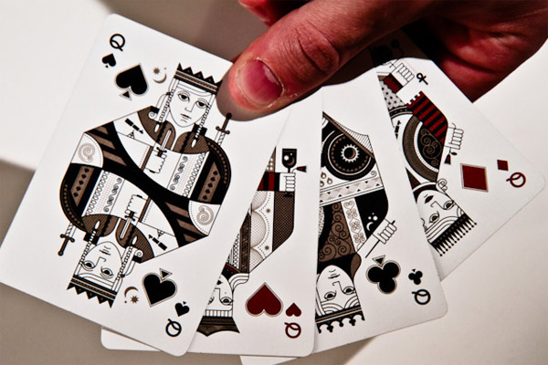 Sentinel Playing Cards