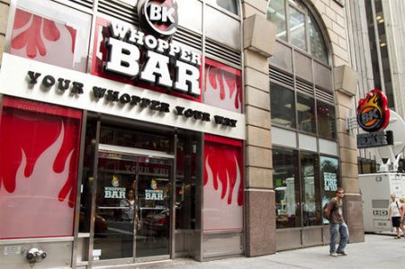 The New York Pizza Burger