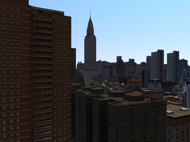 Video Game New York