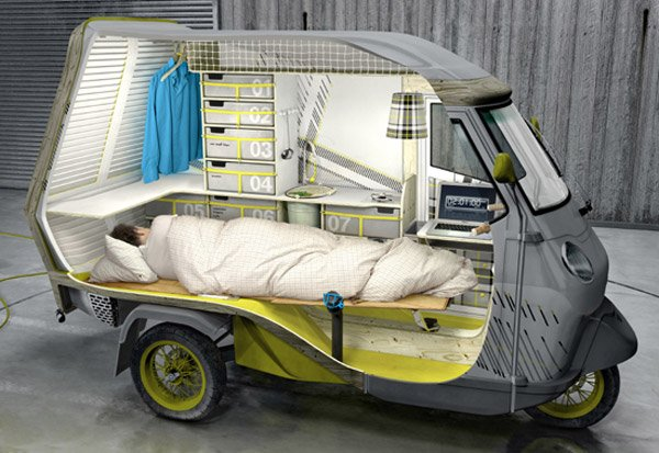 Bufalino Mobile Home