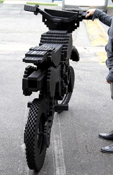 ExciteBike Pixel Bike