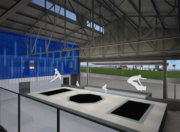 House of Air Trampoline Park