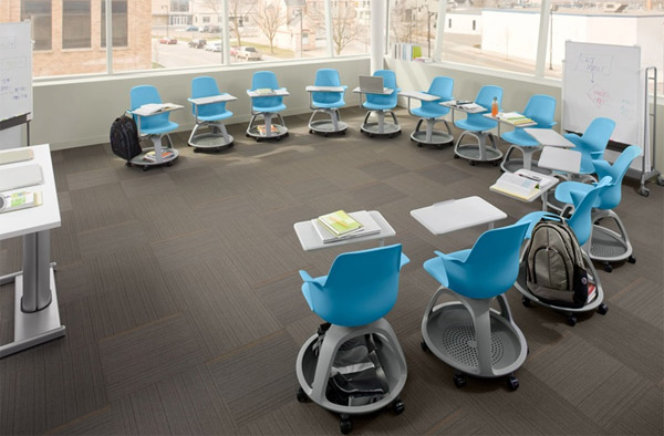 Steelcase Node School Desk