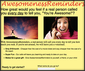 AwesomenessReminders