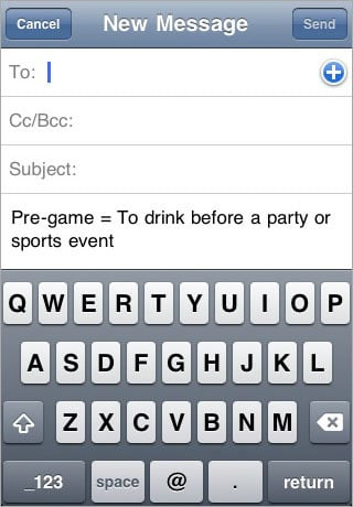 LRN The Lingo iOS App